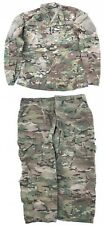 US Army FR OCP Multicam ACU camouflage Uniform Tarnanzug Hose Jacke Medium Long