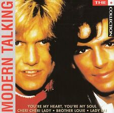 "MODERN TALKING ""THE COLLECTION"" ULTRA RARE GERMAN CD / ANDRES - DIETER BOHLEN"