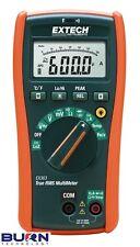 Extech EX363 HVAC Multimeter with Non-Contact Voltage Detector & Type-K Temp