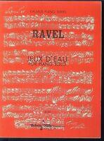 RAVEL ~ JEUX D'EAU~ piano solo