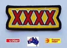 XXXX BEER PATCH Australia Harley Davidson Vest Iron Sew On Biker