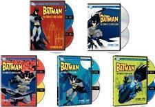 The Batman Complete Season 1 2 3 4 5 DVD Set Series TV Show Collection Bundle R1