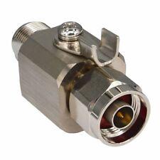 More details for puretek® 868mhz lora helium lightning arrestor arrester n-male to n-female
