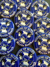 House of Blues Button - North Myrtle Beach, SC