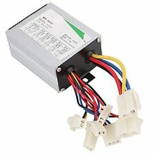 24V Motor Brush Speed Controller for 350W-500W Electric Bike Bicycle Scooter