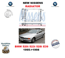 FOR BMW 5 SERIES 520 523 528 E39 1995->1998 NEW NISSENS RADIATOR OE QUALITY