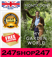 My Garden World: the natural year Hardcover Monty Don 9781473666559