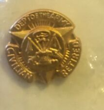 1980 NOS Civilian Service Retirement Pin
