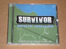 SURVIVOR (LA BIONDA, MASSIVE ATTACK, YANNI, ENIGMA) - CD COME NUOVO (MINT)