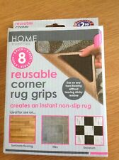 Corner Rug Grips ! New !