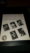 Fleetwood Mac Rare Original 1977 #1 Warner Brothers Promo Poster Ad Framed!