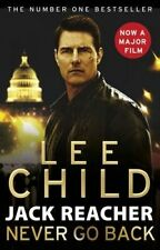 Jack Reacher: Never Go Back (Film Tie In) by Lee Child (Paperback, 2016)