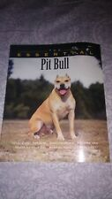 The guide to owning PitBull🙌total care,training,feeding & grooming�See Pics