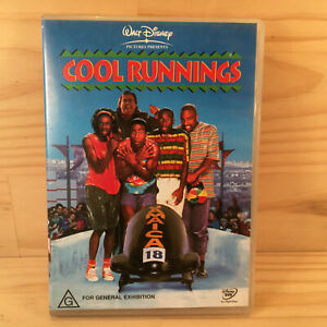 COOL RUNNINGS Olympic Action Comedy Drama DVD Movie Film (R4) John Candy