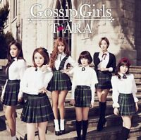 T-Ara T-Ara - Gossip Girls Pearl Edition TYCT-60028 Japan CD