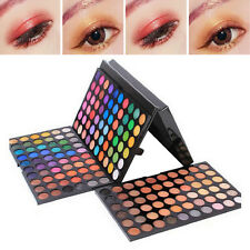180 Colors Eyeshadow Matte Shimmer Palette Makeup Kit Box 3 Layers Cosmetic Set