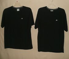 2 - Size XL Men Russell Athletic / Sport Black Pullover Shirt PreOwned FREE SHIP