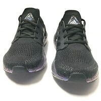 Adidas Mens Ultraboost ISS US National Lab Core Black Shoes Size 6 Us PreOwned