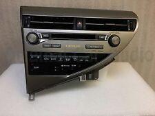 2012-2014 Lexus RX350 RX450H Single CD HD SAT Nav Radio P10285 86140-0E010