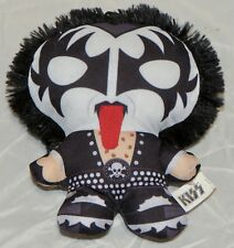 VINTAGE KISS GENE SIMMONS STUFFED BIG HEAD TOY