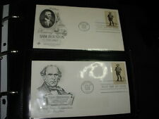 1964-1965 US FDC COLLECTION IN SCOTT ALBUM-148 ITEMS!