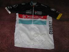 RADIOSHACK LEOPARD TREK CRAFT UCI WORLD TOUR CYCLING JERSEY [L] ..