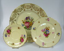 3 x piatto Rosenthal Ivory per 1900