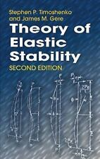 Dover Civil and Mechanical Engineering: Theory of Elastic Stability by...