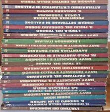 Lotto 27 libri - I GRANDI DELL'AVVENTURA - Fabbri editori, 1970