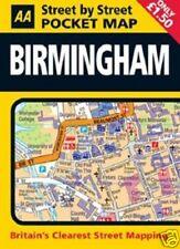 Pocket Map Birmingham