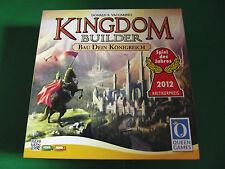 KINGDOM BUILDER - BAU DEIN KÖNIGREICH von Queen Games, neu, ovp.