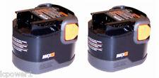 [HOM] [130254001SET] Ridgid 12V Ni-Cd Battery Pack 200901013 R8408 R82015