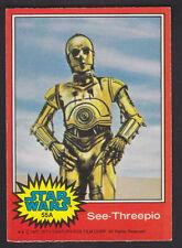 Topps Star Wars - Series 2 1977 - # 55A See-Threepio