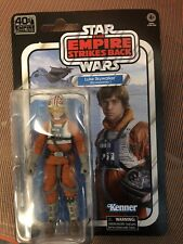"Hasbro Star Wars The Black Series Luke Skywalker (Snowspeeder) 6"" Action Figure"