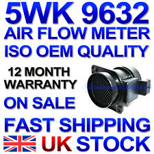 RARE Volvo S40 V40 1.9TD MASS AIR FLOW METER 5WK9632 5WK9632z 5WK 9632 5WK 9632z