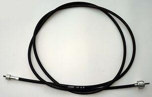 Speedo Cable Triumph for TR2 TR3 TR3A, Triumph 504611, GSD112, GSD134
