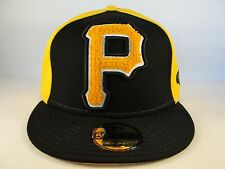 MLB Pittsburgh Pirates Era 59fifty Fitted Hat Cap Collegian Black Gold 2a3f0acadaf8