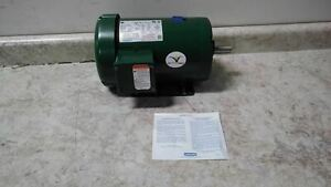 Leeson 121997.00 1-1/2 HP 1750 RPM 230/460V General Purpose Farm Duty Motor