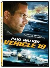 Vehicle 19 (DVD - Disc Only)