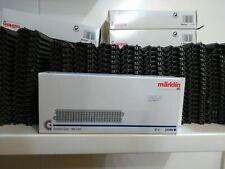 Pack 10 Vias Marklin 24188 Märklin recta 188mm
