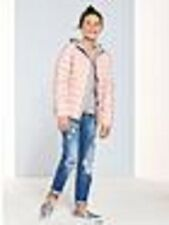 NEW V by Very Girls Distressed Mid Wash Boyfriend Jeans Age 16