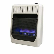 HEATER / STOVE - Propane & Natural Gas Fired - Vent Free - 20,000 BTU