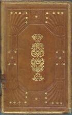 Calendario di Corte per l'Anno 1838 - Torino Savoja - Stamperia Reale Gotha