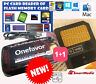 16MB MEG Smartmedia Card+Lettore memorie Card Reader-KORG-Roland-YAMAHA-CASIO
