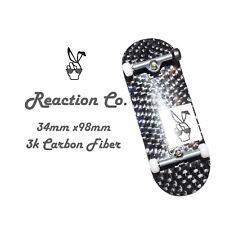 (Carbon Fingerboard) Berlinwood Flatface Blackriver Yellowood Woob Beastpants