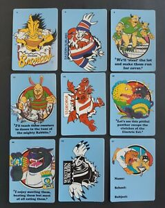 1992 Dandy Rugby League (NRL) Stickers
