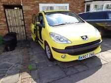 peugeot 1007, very clean cheap car, 2007 07 plate
