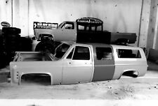 Scalemonkey suburbana conversión para Blazer RC4WD cuerpo rc axial scx10
