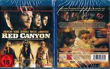 RED CANYON --- Blu-ray --- Folterhorror --- Uncut --- Fsk 18 --- Neu & OVP -