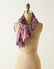 Anthropologie  Two-In-One Ascot Scarf new NWT green